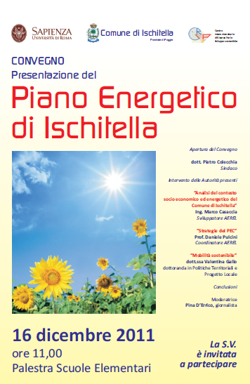 piano energia ischitella