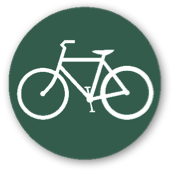 Green Bike Logo
